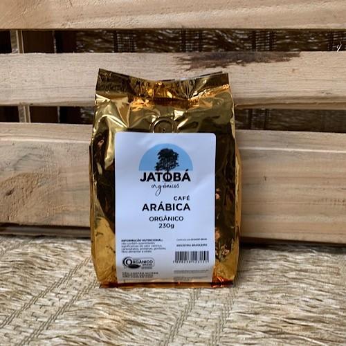 Café Moído Orgânico 250g - Jatobá