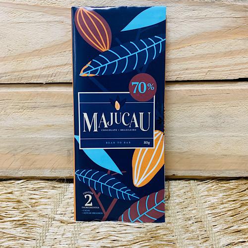 Chocolate em Barra 70% Intenso 80g