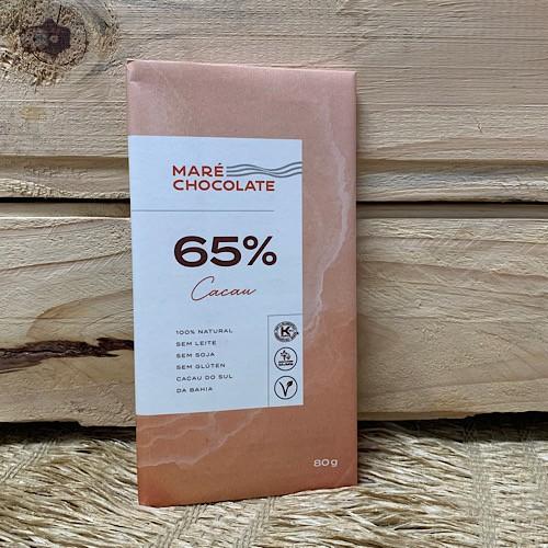 Chocolate Maré 65% Cacau 80g
