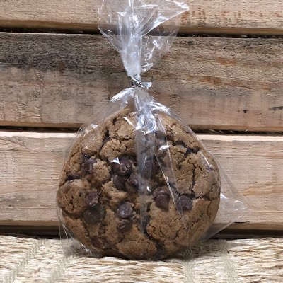Cookie de Chocolate Meio Amargo - unidade