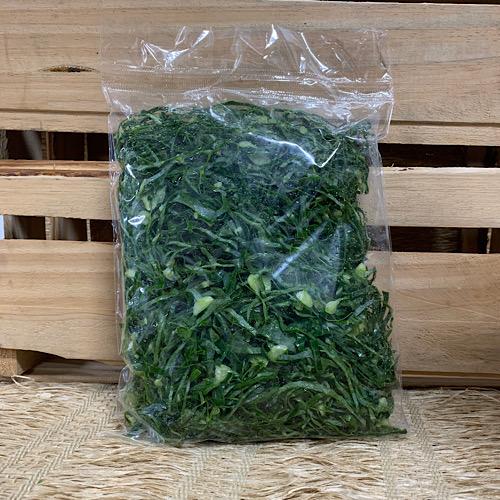 Couve Manteiga Picada Higienizada Agroecológica 250g (p/ entregas a partir de terça-feira)