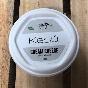 Cream Cheese Vegano 130g - Kesu