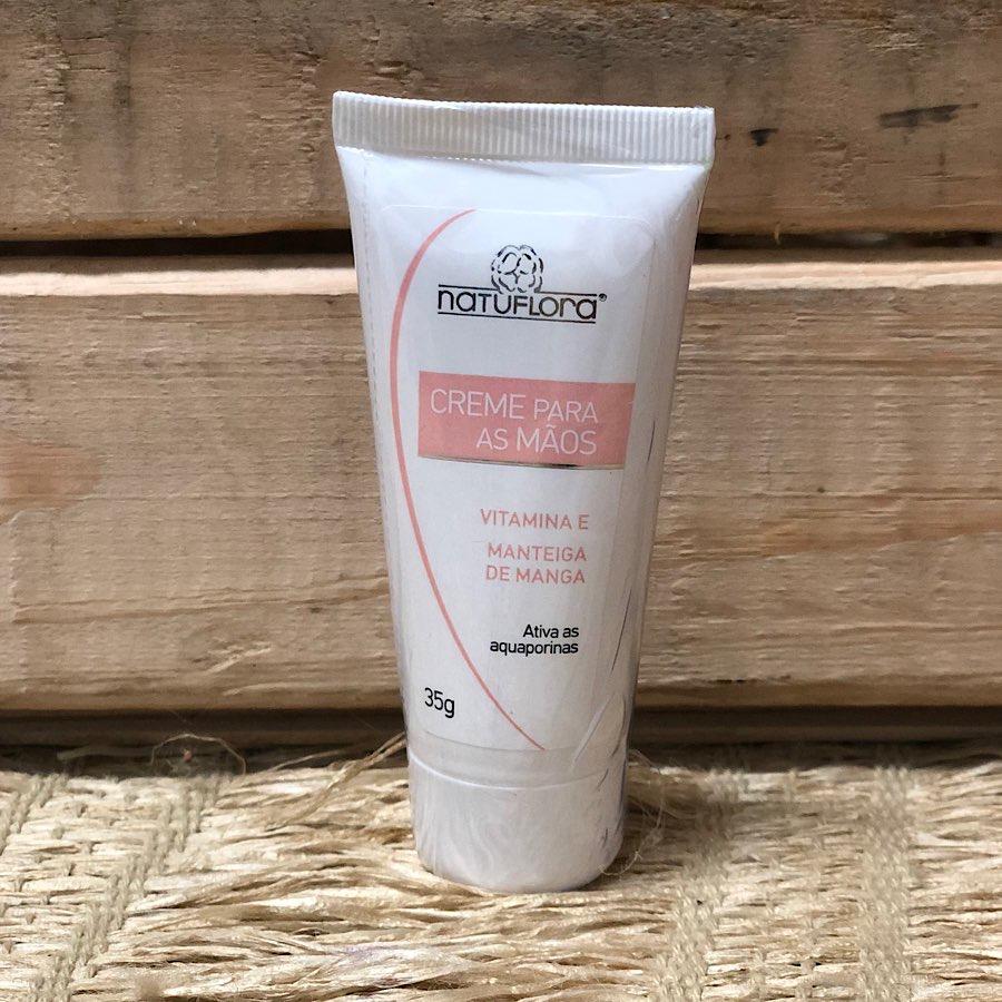 Creme Hidratante para Mãos 35g - Natuflora