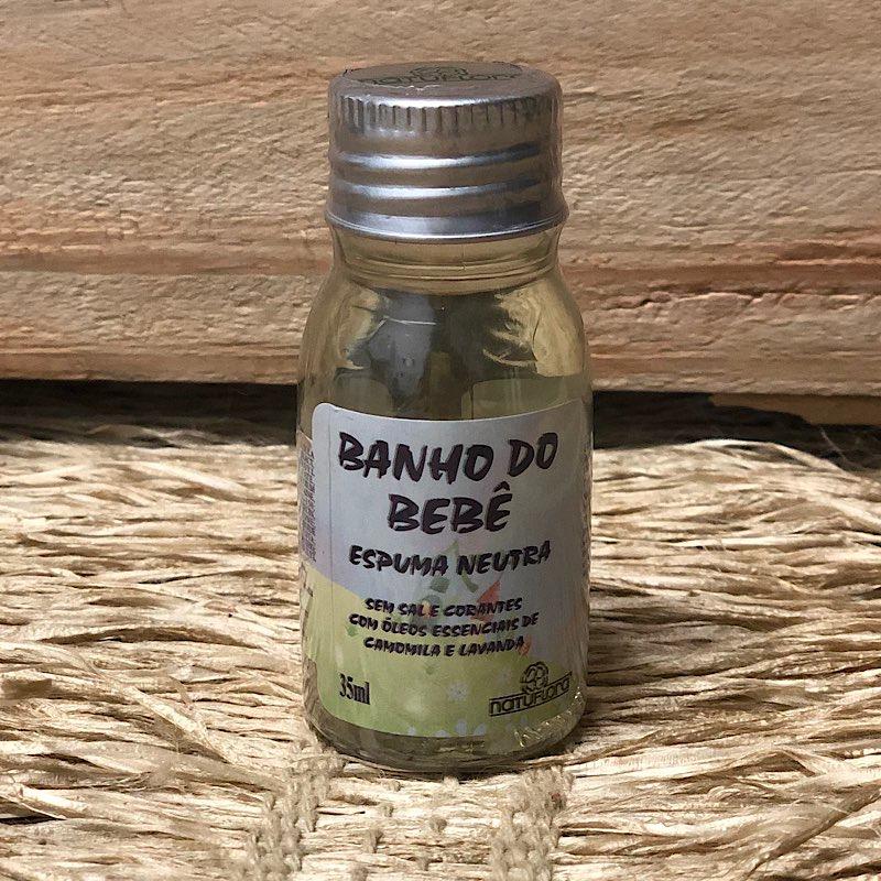 Espuma de Banho Infantil Vegana 35ml