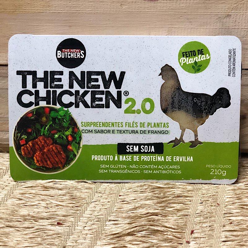 Filé de Frango Vegano  - The New Butchers