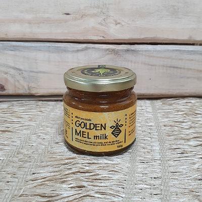 Golden Mel Milk de Abelha Nativa 160g