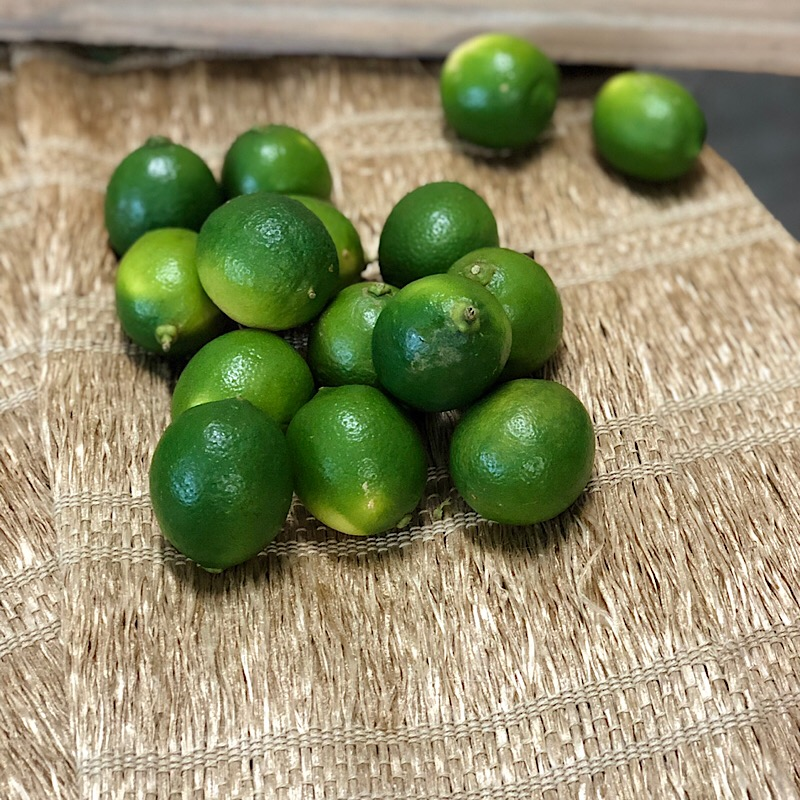 Limão Tahiti Orgânico 500g