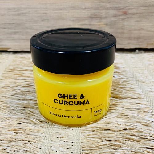 Manteiga Ghee com Cúrcuma 160g