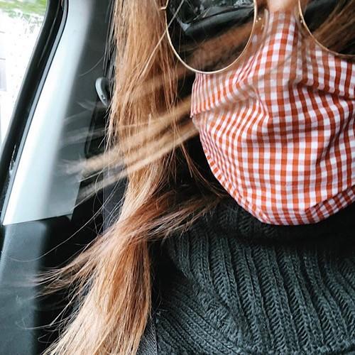 Máscara de Tricoline