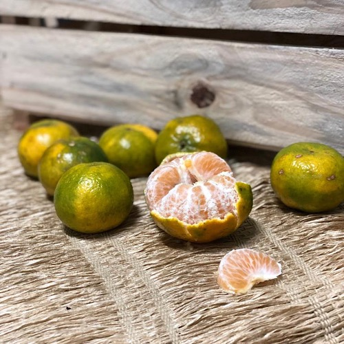 Mexerica Bergamota Orgânica 500g
