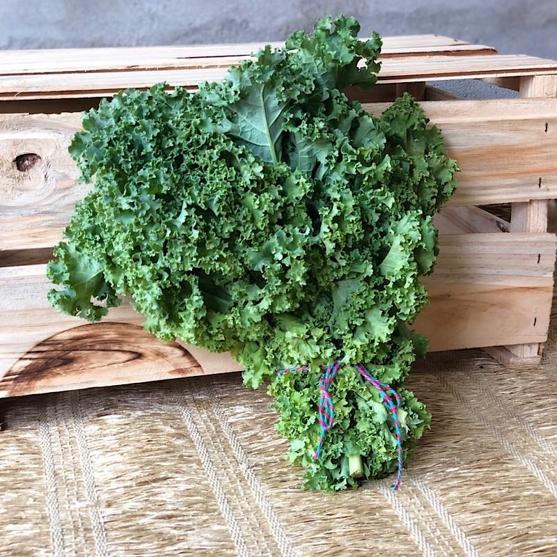 Mini Couve Kale Orgânica