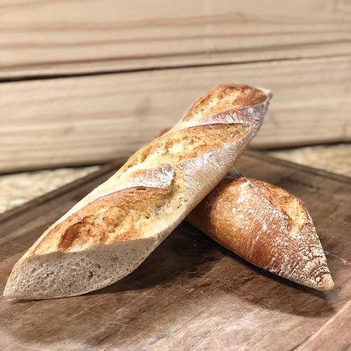Pão Baguete Vegano Orgânico 250g - Assaz