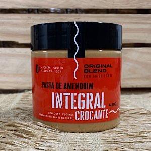 Pasta de Amendoim Crocante 450g - Original Blend