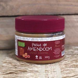 Pasta de Amendoim Salted Caramel 300g