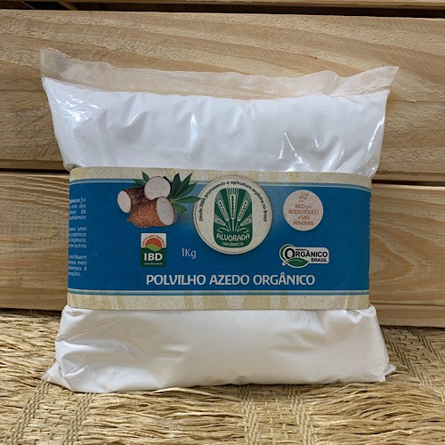 Polvilho Azedo Orgânico kg
