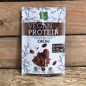 Proteína Vegana Cacau Sachê 30g