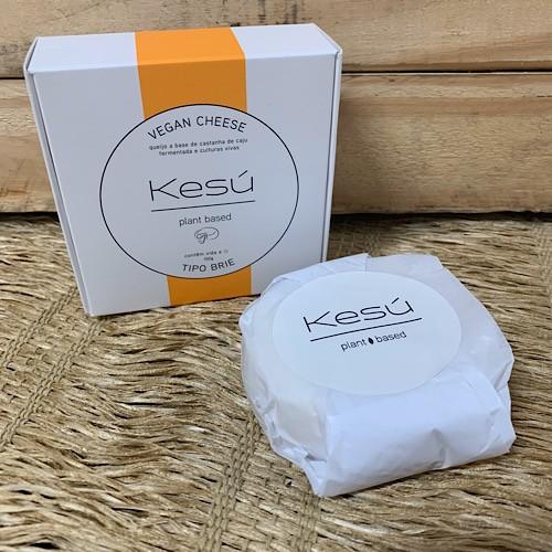 Queijo Brie Vegano 150g - Kesu