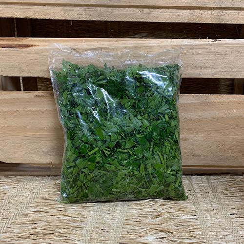 Salsinha Higienizada Agroecológica 150g (p/ entregas a partir de terça-feira)