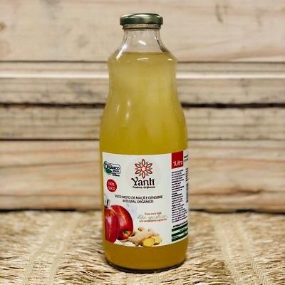 Suco de Maçã com Gengibre litro
