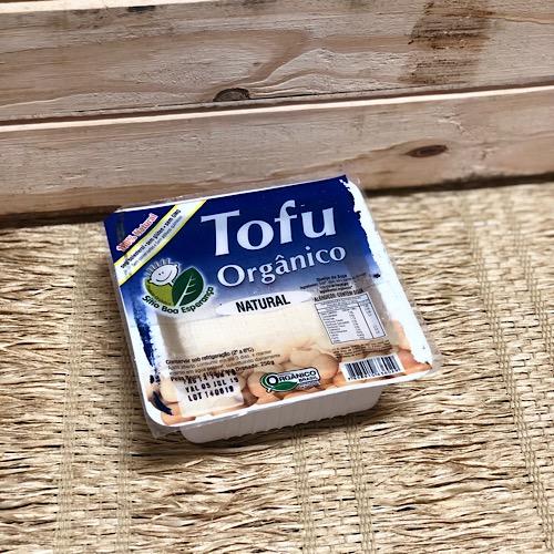 Tofu Firme Orgânico 250g (p/ entregas a partir de terça-feira)