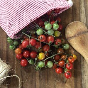 Tomate Wild Cherry Orgânico 180g