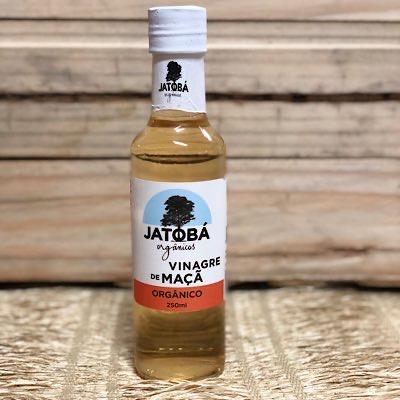 Vinagre de Maça Orgânico  250ml - Jatobá