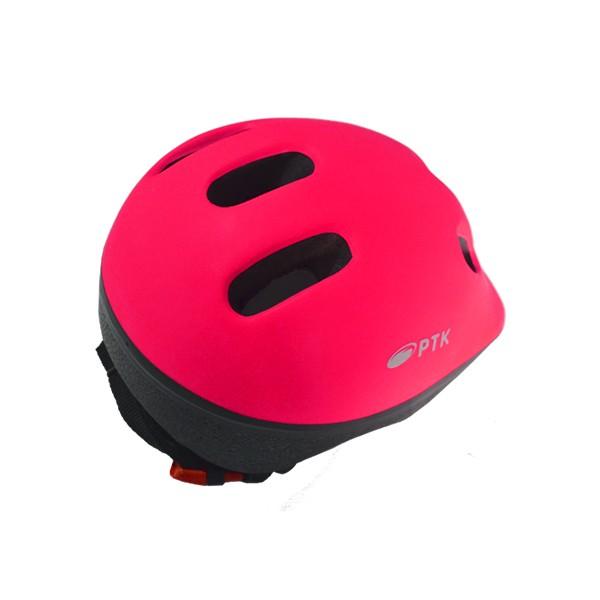 Capacete Ciclismo Infantil Baby C/ Regulador Pink