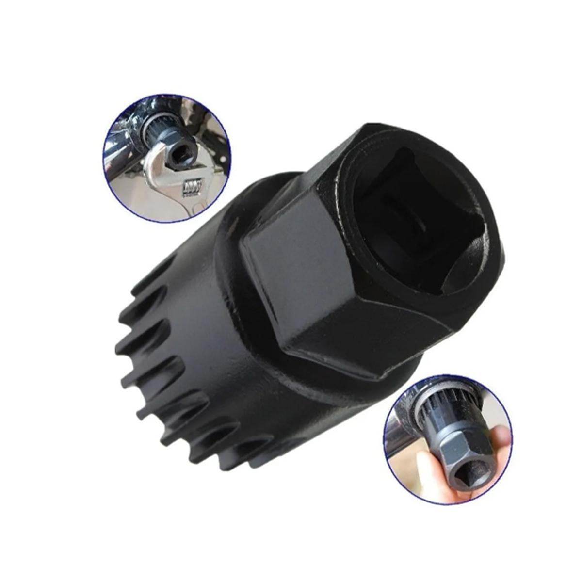 Chave Extrator Movimento Centro Selado Central KL-9706A
