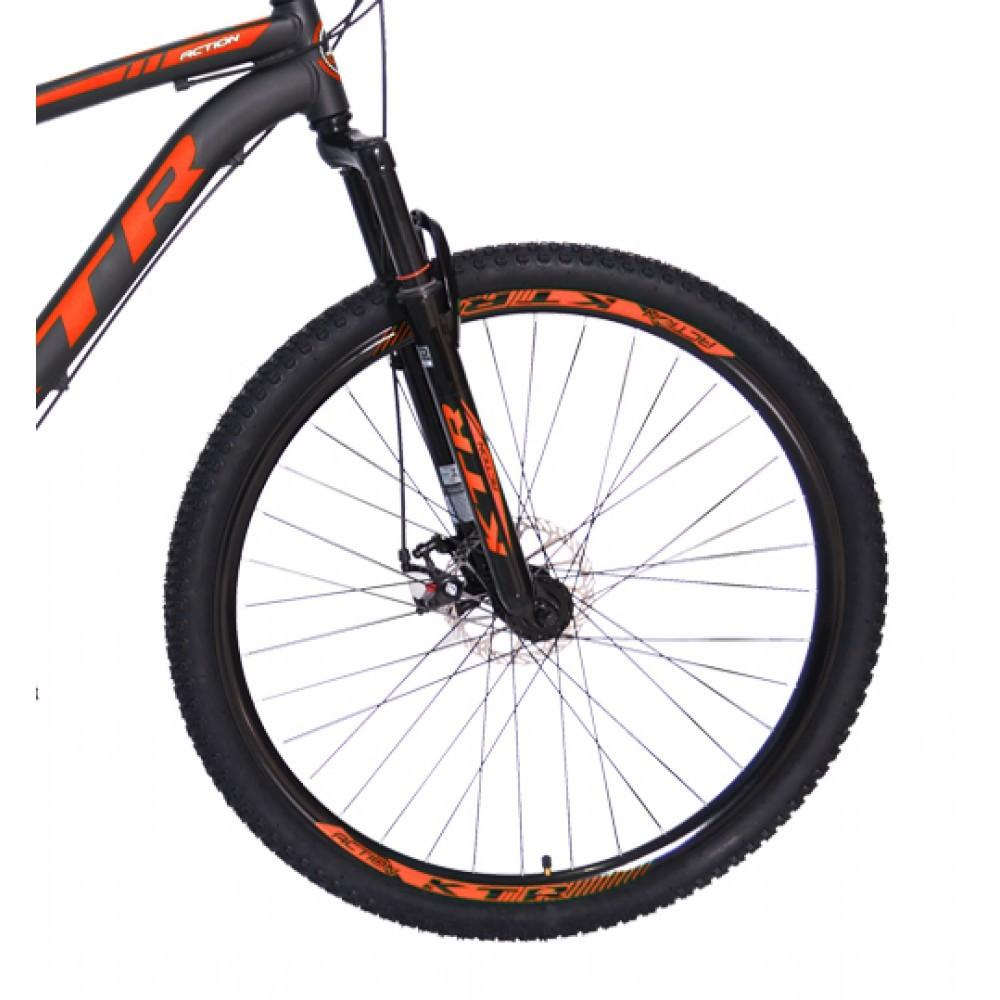 CÓPIA - CÓPIA - Bicicleta MTB KTR ACTION Aluminio Aro 29 24V Disco Cambio Shimano Teste3