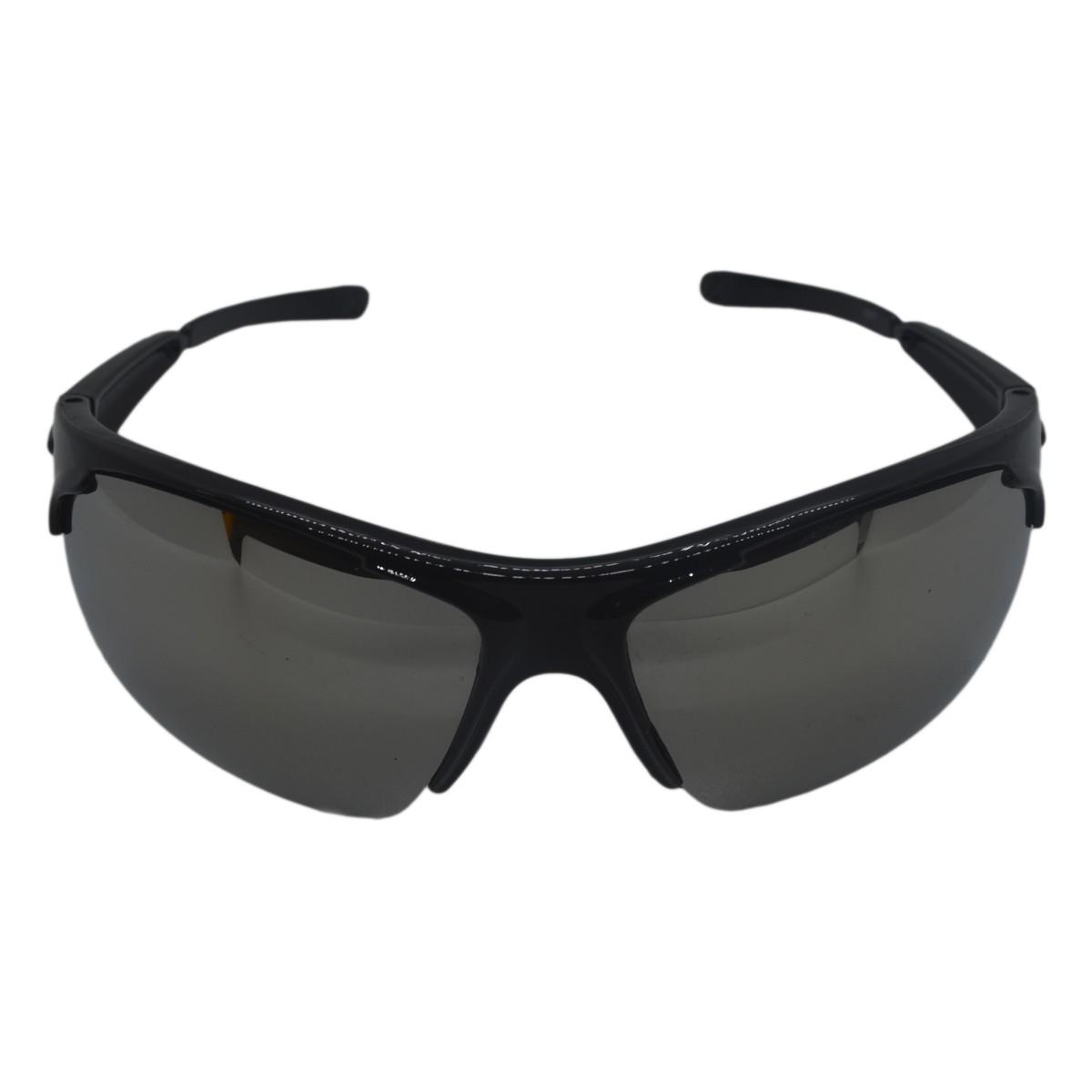 Óculos Ciclismo Esporte New Venon Preto C/ Lente Fume