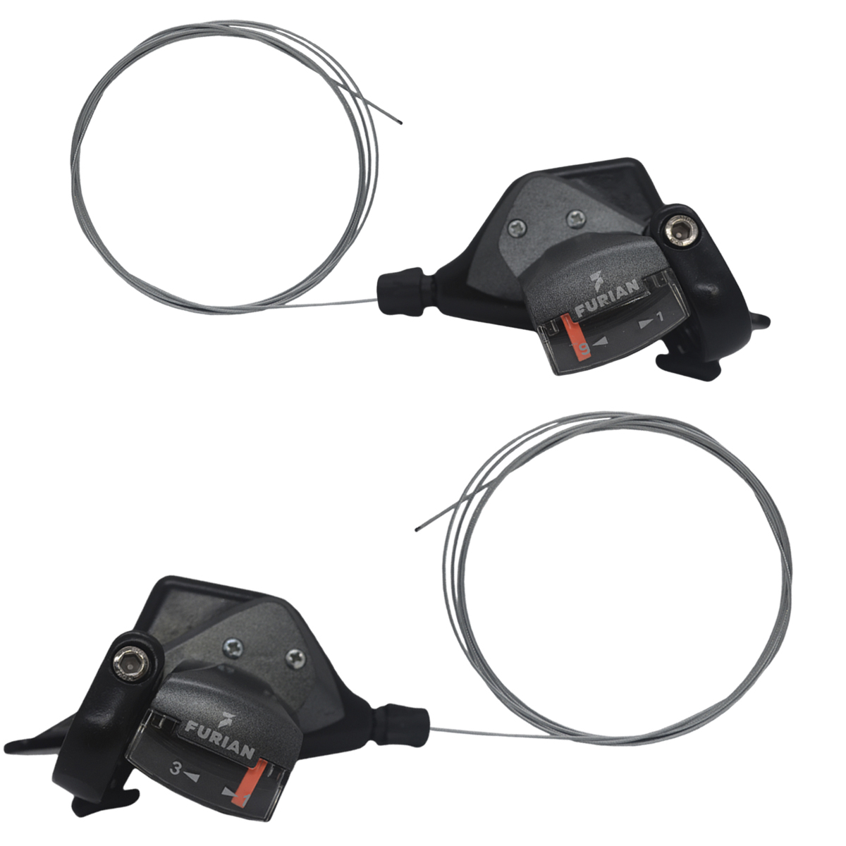 Passador Alavanca Mudador Rapid Fire FR80 S/maçaneta 27v