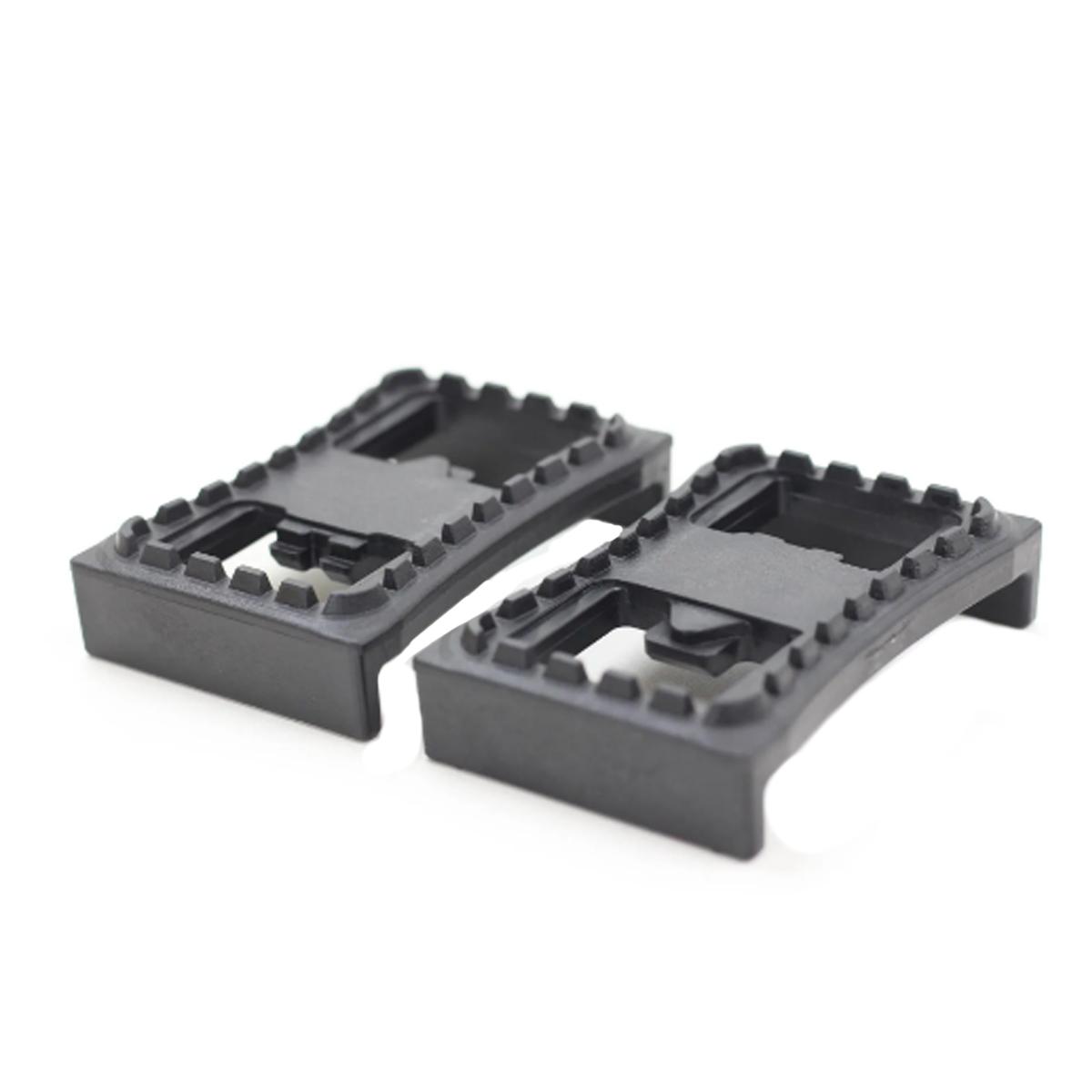 Plataforma Base Apoio P/ Pedal Clip Nylon Preto