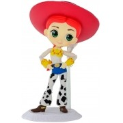 ACTION FIGURE DISNEY PIXAR JESSIE TOY STORY 4 Q POSKET REF 20761 20762