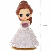 ACTION FIGURE DISNEY - PRINCESA BELA(BELA E A FERA) - DREAMY STYLE SPECIAL COLLECTION Q POSKET REF: 20767/20768