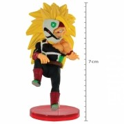 ACTION FIGURE DRAGON BALL HEROES - BARDOCK XENO - WCF REF.28641/28644