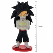 ACTION FIGURE DRAGON BALL HEROES - KANBA - WCF REF.28641/28646