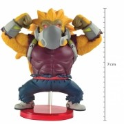 ACTION FIGURE DRAGON BALL HEROES - OOZARU CUMBER - WCF REF:29261/29269
