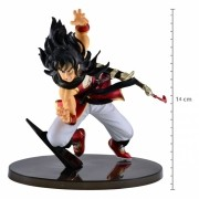 ACTION FIGURE DRAGON BALL SCULTURE - YAMCHA - RED HOT COLOR REF.26620/26621
