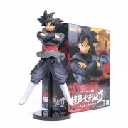 ACTION FIGURE DRAGON BALL SUPER - GOKU BLACK - CHOSENSHIRETSUDEN II REF:20976/20977