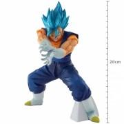 ACTION FIGURE DRAGON BALL SUPER - VEGETTO SUPER SAYAJIN BLUE - FINAL KAMEHAMEHA REF: 20343/20344