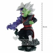 ACTION FIGURE DRAGON BALL SUPER - ZAMASU FUSION - DIORAMA WCF