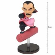 ACTION FIGURE DRAGON BALL - TAO PAI PAI - THE HISTORICAL CHARACTERS WCF REF:21881/21887