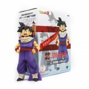 ACTION FIGURE DRAGON BALL Z - GOHAN JOVEM - EKIDEN RETURN TRIP REF: 21157/21158