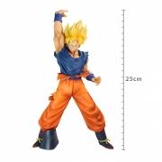 ACTION FIGURE DRAGON BALL Z - GOKU SUPER SAYAJIN - MAXIMATIC REF:21392/21393