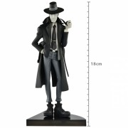 ACTION FIGURE LUPIN THE THIRD - INSPECTOR ZENIGATA - VER.B REF.26836/26838
