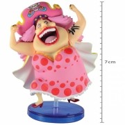 ACTION FIGURE ONE PIECE- BIGMOM - ORIENTAL ZODIAC WCF REF:28965/28971