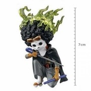ACTION FIGURE ONE PIECE - BROOK - WCF MUGIWARA