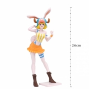 ACTION FIGURE ONE PIECE - CARROT - SWEET STYLE PIRATES REF: 21974/21975