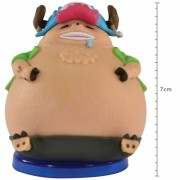 ACTION FIGURE ONE PIECE - CHOPPER - HALLCAKE ISLAND WCF