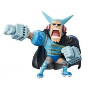 ACTION FIGURE ONE PIECE - FRANKY - MUGIWARA WCF